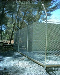 Mcnamara Fencing Contractors Chainwire Fencing
